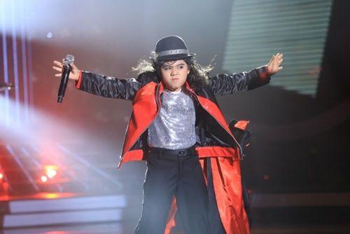Gương mặt thân quen Nhí 2015 tập 6: Michael Jackson nhí gây bất ngờ - Ảnh 2