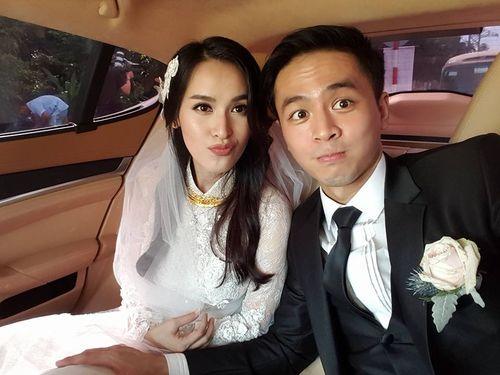 Đám cưới ngọt ngào hạnh phúc của Văn Anh - Tú Vi - Ảnh 1