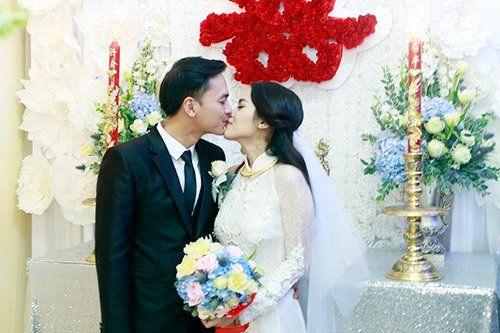 Đám cưới ngọt ngào hạnh phúc của Văn Anh - Tú Vi - Ảnh 3