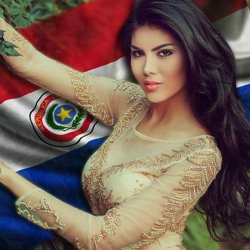 Hoa hậu Hoàn vũ Paraguay 2015 bị tước vương miện vì mang thai - Ảnh 2