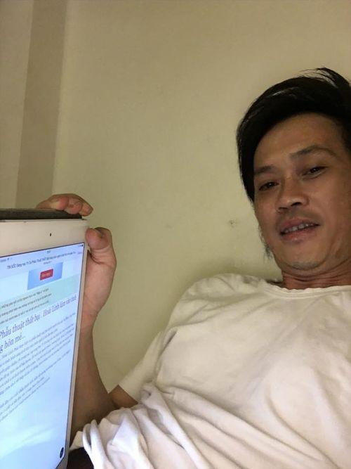 Sự thật tin NSƯT Hoài Linh hôn mê vì phẫu thuật ung thư - Ảnh 2