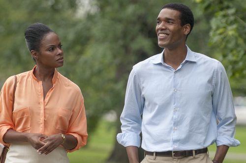 Ra mắt phim về chuyện tình vợ chồng Tổng thống Obama - Ảnh 2