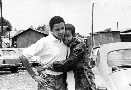 Ra mắt phim về chuyện tình vợ chồng Tổng thống Obama - Ảnh 3
