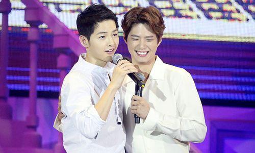 Song Joong Ki, Park Bo Geum phủ nhận liên quan đến scandal của Park Yoochun - Ảnh 1