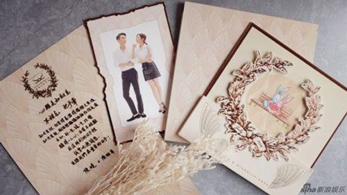 """""""Giải mã"""" thiệp cưới in hình thỏ của cặp đôi Hiểu - Hy - Ảnh 2"""