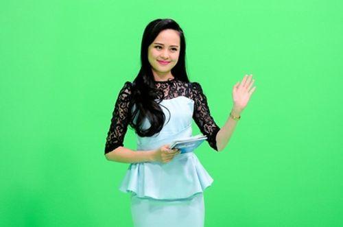 """Vì sao MC Ngọc Bích """"biến mất"""" khỏi bản tin thời tiết VTV? - Ảnh 1"""