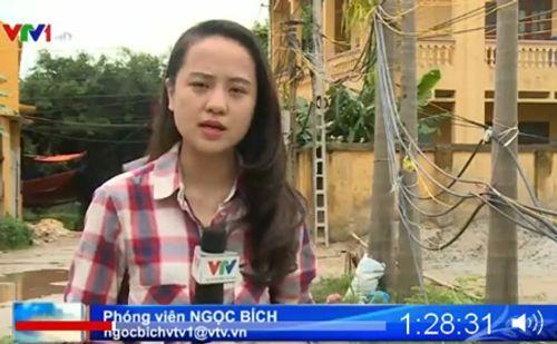 """Vì sao MC Ngọc Bích """"biến mất"""" khỏi bản tin thời tiết VTV? - Ảnh 4"""