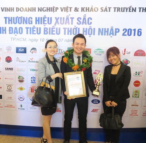 Oriflame được trao giải thương hiệu xuất sắc 2016 - Ảnh 4