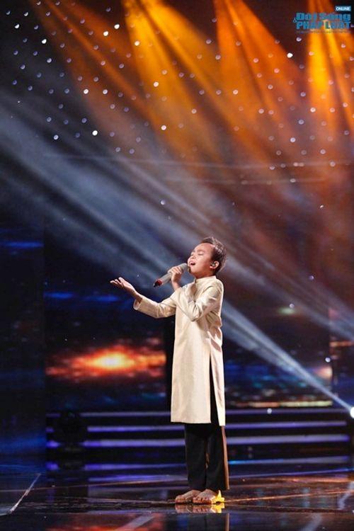 Hồ Văn Cường: Hành trình đến ngôi Quán quân Vietnam Idol Kids - Ảnh 4