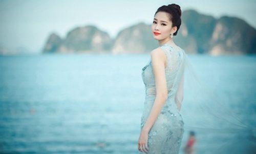 Nhan sắc gây xao xuyến con tim của Hoa hậu Đặng Thu Thảo - Ảnh 4