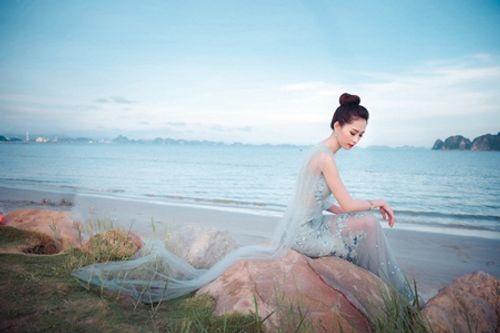 Nhan sắc gây xao xuyến con tim của Hoa hậu Đặng Thu Thảo - Ảnh 5