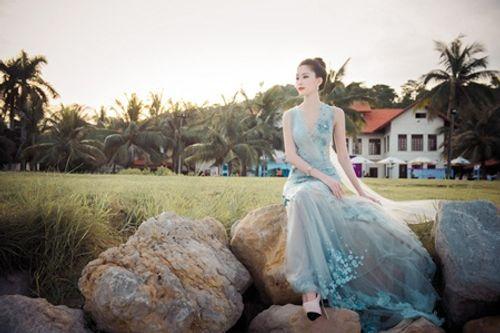 Nhan sắc gây xao xuyến con tim của Hoa hậu Đặng Thu Thảo - Ảnh 6