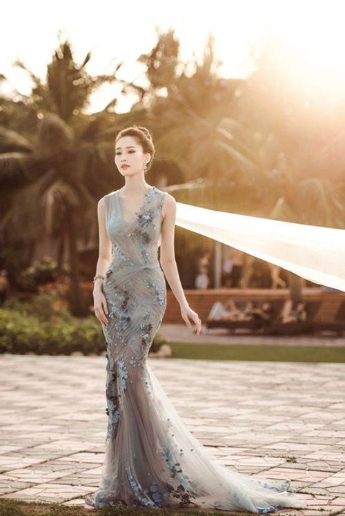 Nhan sắc gây xao xuyến con tim của Hoa hậu Đặng Thu Thảo - Ảnh 7