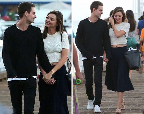 Siêu mẫu nước Úc Miranda Kerr đính hôn với tỷ phú trẻ nhất thế giới - Ảnh 3
