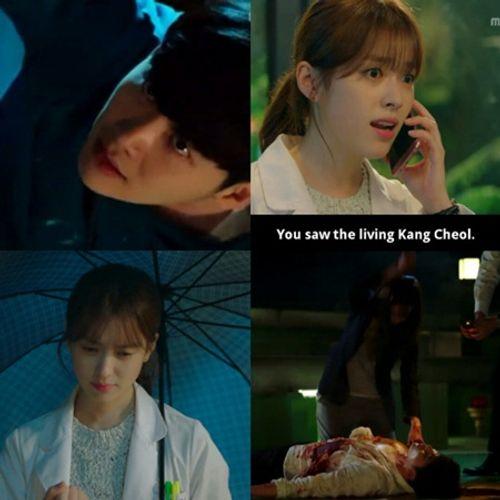 """""""W - Hai thế giới"""" tập 2: Han Hyo Joo bất ngờ tát rồi hôn Lee Jong Suk - Ảnh 1"""