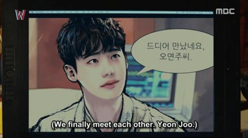 """""""W - Hai thế giới"""" tập 2: Han Hyo Joo bất ngờ tát rồi hôn Lee Jong Suk - Ảnh 5"""