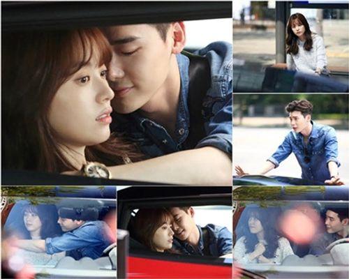 """""""W - Hai thế giới"""" tập 2: Han Hyo Joo bất ngờ tát rồi hôn Lee Jong Suk - Ảnh 7"""