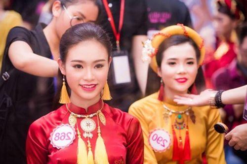 """3 người đẹp tài sắc vẹn toàn khiến cộng đồng mạng """"nổi bão"""" của HHVN 2016 - Ảnh 6"""