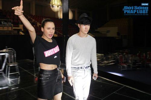 Nathan Lee, Hồ Quỳnh Hương nhịn đói để tập luyện cho Minh Như - Ảnh 5