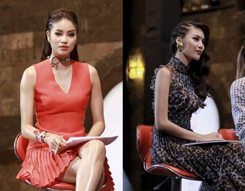 The Face: Phạm Hương và 3 lần loại thí sinh team Lan Khuê - Ảnh 1