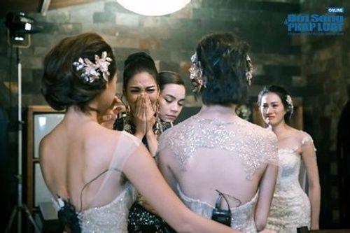 The Face: Phạm Hương và 3 lần loại thí sinh team Lan Khuê - Ảnh 5