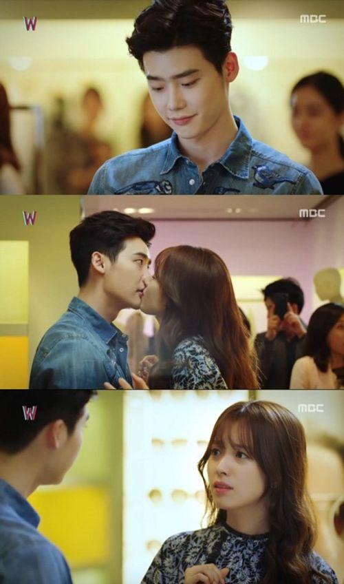 Lee Jong Suk tiết lộ điểm gợi cảm nhất của Han Hyo Joo - Ảnh 1