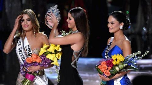 Người đẹp bị trao nhầm vương miện từ bỏ ngôi Á hậu hoàn vũ - Ảnh 2