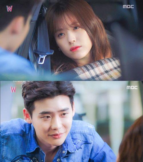 """""""W - Hai thế giới"""" tập 3: Han Hyo Joo bình an vô sự dù bị trúng đạn  - Ảnh 2"""