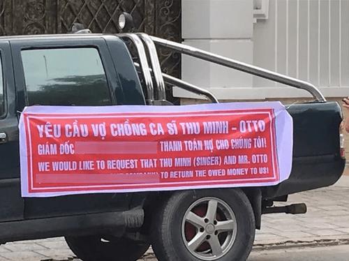 Thu Minh đáp trả tin đồn bị siết nợ, đang phải trốn tránh - Ảnh 2