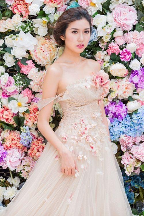 Thúy Vân sang Nhật Bản cùng Top 5 Hoa hậu Quốc tế 2015 - Ảnh 1