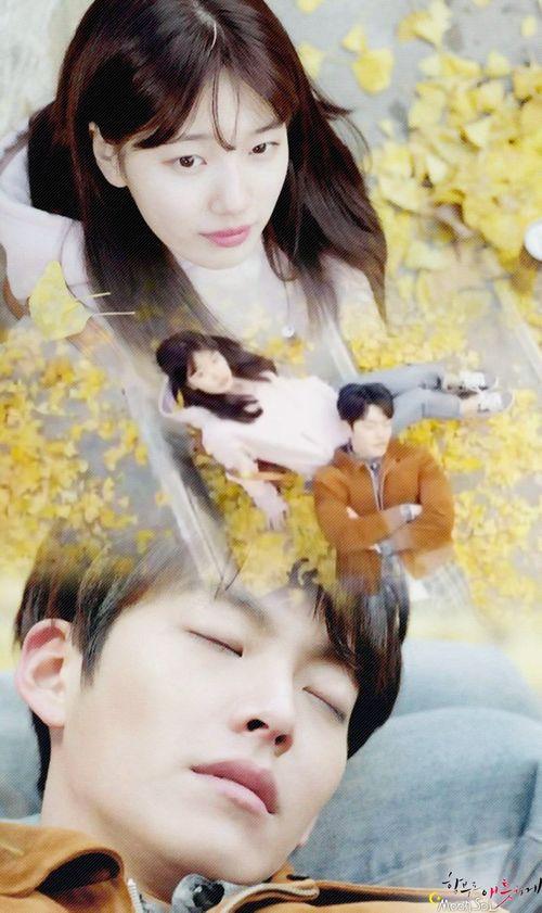 Kim Woo Bin đỡ lời giúp Suzy khi bị hỏi đến Lee Min Ho - Ảnh 1