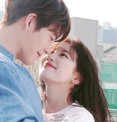 Chỉ với mái tóc thẳng, Suzy đã khiến Lee Min Ho xao xuyến như thế nào? - Ảnh 1