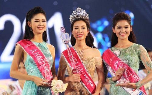 """Vì sao """"thất thủ"""" tại Hoa hậu Hoàn vũ lại đăng quang Hoa hậu Việt Nam? - Ảnh 1"""
