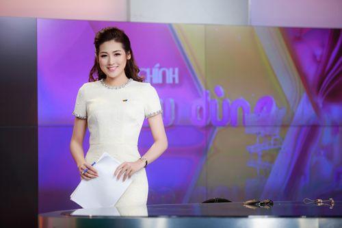 Á hậu Dương Tú Anh: Tôi muốn trở thành người dẫn chương trình chuyên nghiệp! - Ảnh 1