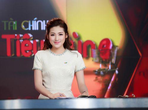 Á hậu Dương Tú Anh: Tôi muốn trở thành người dẫn chương trình chuyên nghiệp! - Ảnh 2