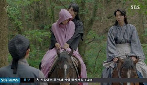 Người tình ánh trăng tập 6: Hoàng cung dậy sóng vì IU bị ép gả cho vua - Ảnh 7