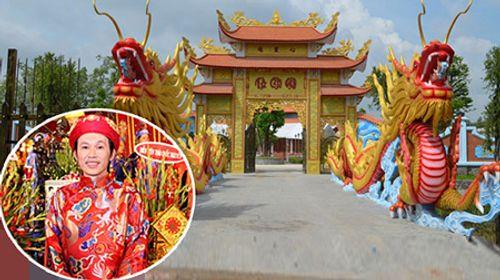 Nhà thờ Tổ của Hoài Linh không bán vé, mở cửa miễn phí - Ảnh 1