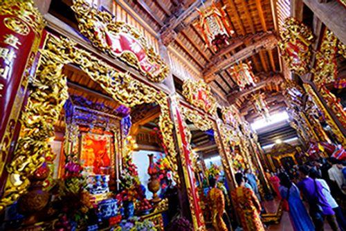 Nhà thờ Tổ của Hoài Linh không bán vé, mở cửa miễn phí - Ảnh 2