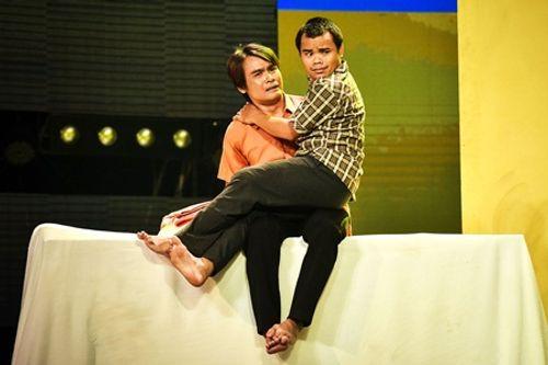 Làng hài mở hội tập 21: Đồng Dao khiến khán giả thót tim với cải lương kinh dị - Ảnh 6
