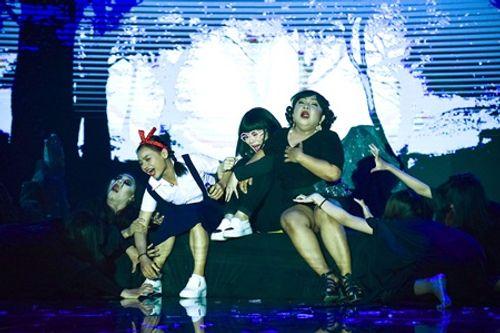 Làng hài mở hội tập 21: Đồng Dao khiến khán giả thót tim với cải lương kinh dị - Ảnh 1