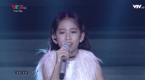 """Giọng hát Việt Nhí 2016 Liveshow 1: Nhiều tiết mục """"nổi da gà"""" xuất hiện - Ảnh 16"""