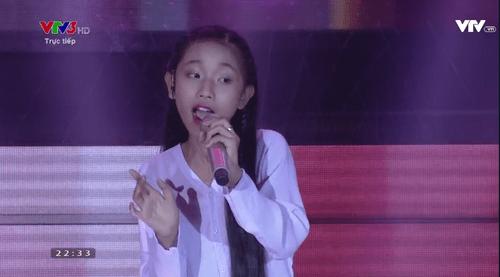 """Giọng hát Việt Nhí 2016 Liveshow 1: Nhiều tiết mục """"nổi da gà"""" xuất hiện - Ảnh 19"""