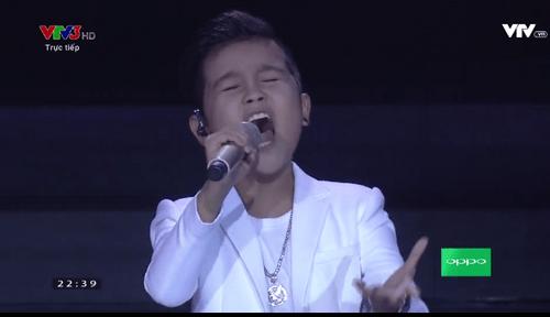 """Giọng hát Việt Nhí 2016 Liveshow 1: Nhiều tiết mục """"nổi da gà"""" xuất hiện - Ảnh 20"""