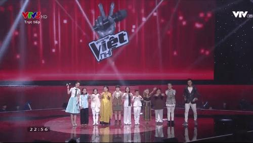 """Giọng hát Việt Nhí 2016 Liveshow 1: Nhiều tiết mục """"nổi da gà"""" xuất hiện - Ảnh 25"""