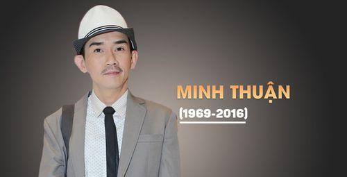 Ca sĩ Minh Thuận qua đời - Ảnh 1