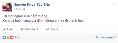 Nghệ sĩ Việt tiếc thương sự ra đi của ca sĩ Minh Thuận - Ảnh 12