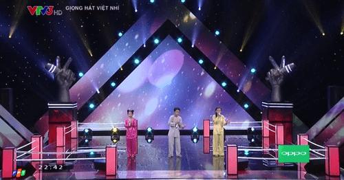 """Giọng hát Việt Nhí 2016 vòng Đối đầu tập 2: """"Cậu bé dân ca"""" Thụy Bình đi tiếp - Ảnh 8"""