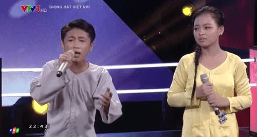 """Giọng hát Việt Nhí 2016 vòng Đối đầu tập 2: """"Cậu bé dân ca"""" Thụy Bình đi tiếp - Ảnh 9"""