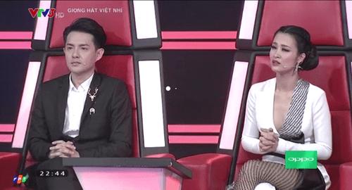 """Giọng hát Việt Nhí 2016 vòng Đối đầu tập 2: """"Cậu bé dân ca"""" Thụy Bình đi tiếp - Ảnh 10"""