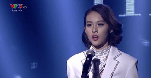 Top 4 The Face trả lời câu hỏi ứng xử như thi Hoa hậu - Ảnh 3